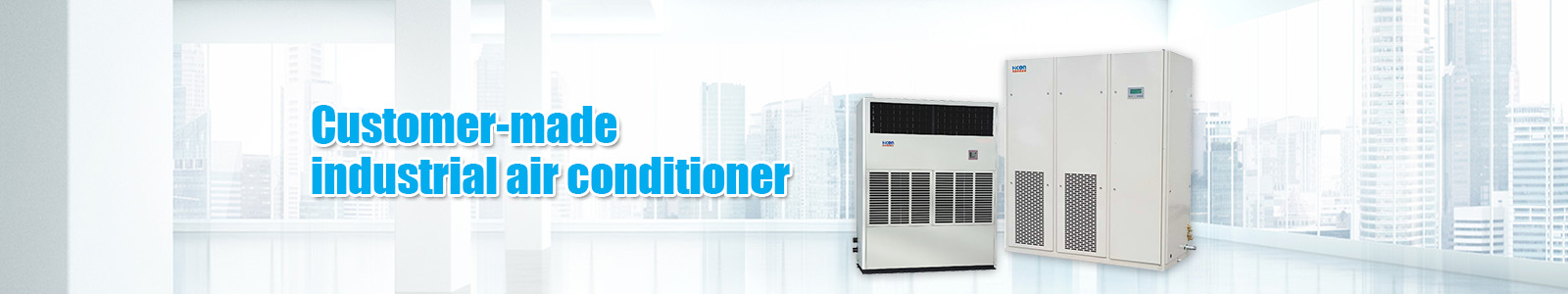 Direct Expansion Type Air Conditioner Unit-Products-NINGBO HICON INDUSTRY CO.,LTD.